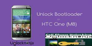 Unlock HTC One M8-Unlockninja