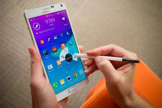 Unlockning Samsung note 4