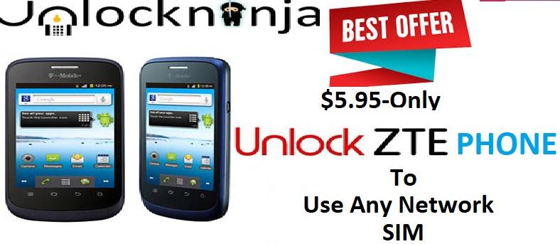 How to Unlock a ZTE Phone | ZTE Unlock Code | Unlock ZTE Phone