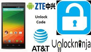 How Unlock AT&T ZTE Phone