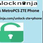 Unlock ZTE Phone