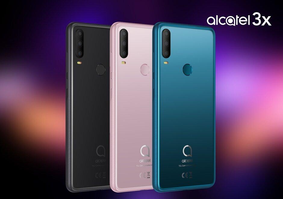 Unlock Alcatel 3X Phone