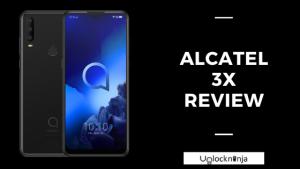 Unlock Alcatel 3x Review